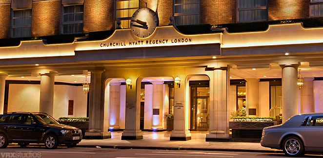 Thb Hyatt Regency London The Churchill Hotel In London